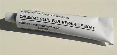 1 x HYPALON INFLATABLE BOAT REPAIR PVC GLUE 30g TUBE WATERCRAFT PARTS ACCESSORIE