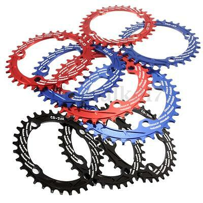 NW Single Narrow Wide 9/10/ 11 speed Bike Bicycle Cycling Chainring 32 34 36T AU