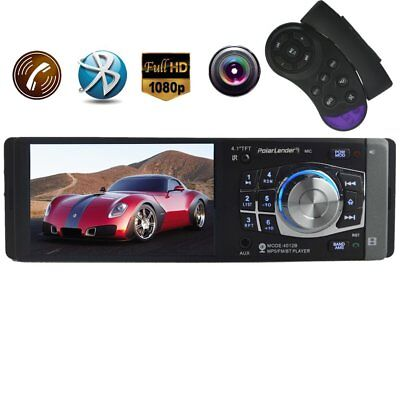 "Double 2 DIN  In Dash Car 7"" MP3 MP5 Player Stereo FM Radio Bluetooth USB AUX"