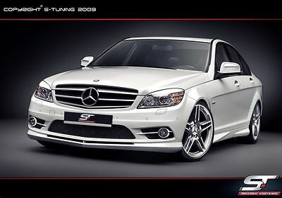 Mercedes Benz C Class W204 Amg Style Kit Complet Du Corps