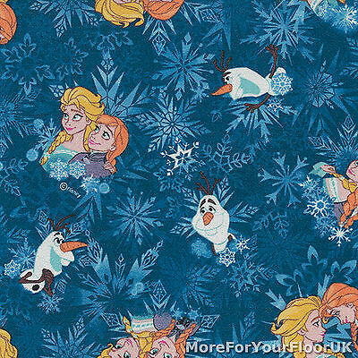 Disney Frozen Carpet Loop Pile Cheap Children's Carpets Kids Playroom Bedroom