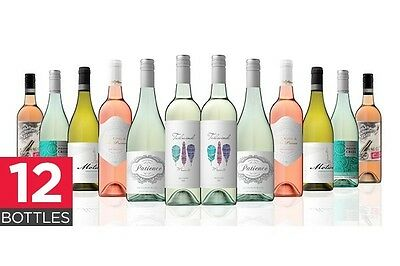 Premium Full Spectrum Whites Bundle (12 Bottles)
