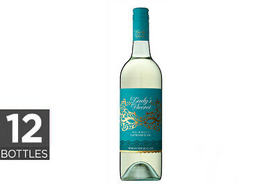 Ladys Secret Marlborough Sauvignon Blanc (12 Bottles)