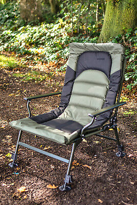 Fishing Chair - Wide Boy Chair, Extra Wide Seat, Carp, Camping (HC005)*FREE P&P*
