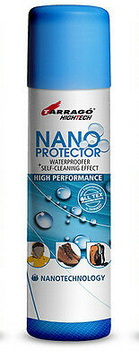 Tarrago Nano Protector Spray for Leather Nubuck Textile Materials 14fl.oz 400ml