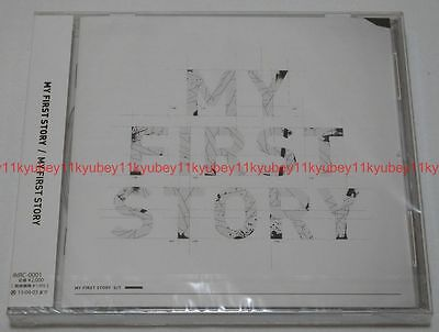 New MY FIRST STORY MY FIRST STORY 1st Album CD Japan INRC-1 4580300405393