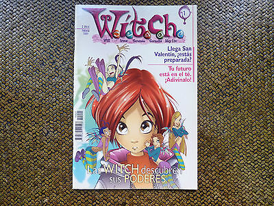 Witch Febrero 2003 -  Comic (Leer)