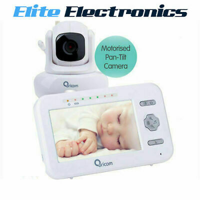 "Oricom Sc850 Secure850 Digital Baby Monitor 4.3"" Color Lcd Display Pan-Tilt Cam"