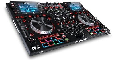 Numark NV II Intelligent 4-Deck Digital DJ Controller with Serato DJ Software