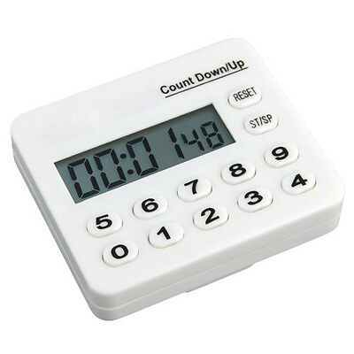 Counter Chronograph Digital Timer Stopwatch LW