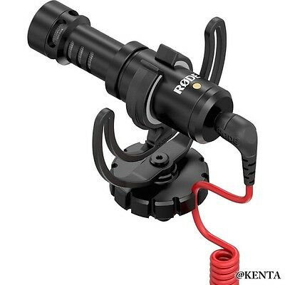 RODE VideoMicro ultra-small condenser microphone 004362 From Japan F/S