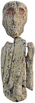 Paleolithic figurine of man (Marionette) - cast of resin