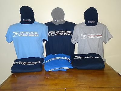 USPS POSTAL T-SHIRT FULL 2 COLOR BUY 2 GET 1 FREE!!!!  S - XL Many COLORS!!