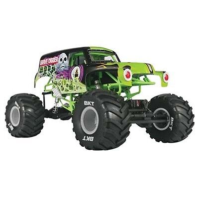 Axial SMT10 Grave Digger Monster Jam 4WD 1/10 RTR - AX90055