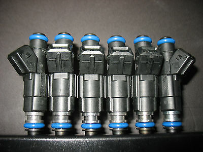 Jeep*Wrangler*Cherokee*Commanche 4.0L Genuine Bosch Fuel Injectors 0280155703