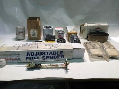 Filter and other miscellaneous parts NOS