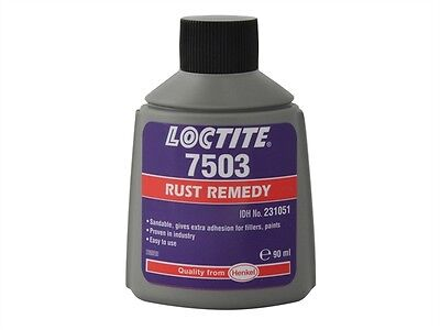 Loctite 7503 Rust Remedy 90ml Bottle Neutraliser Prevention Paint Treatment 115g
