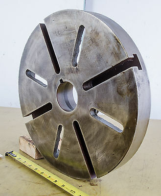 """Face Plate; 14 1/2""""; Slotted & T-Slots (CTAM #211)"""