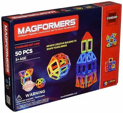 Magformers 63135 50 Piece Set - New, Sealed