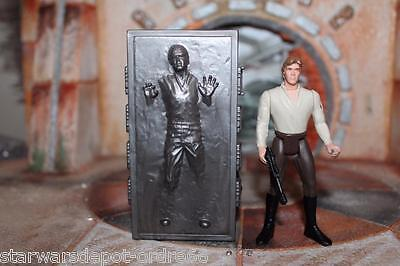 Han Solo In Carbonite Star Wars Power Of The Force 2 1996