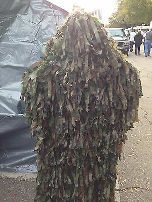 ZONT Russian Military Woodland Ghillie Camouflage
