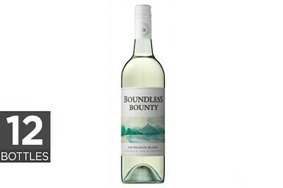 Boundless Bounty Marlborough Sauvignon Blanc (12 Bottles)