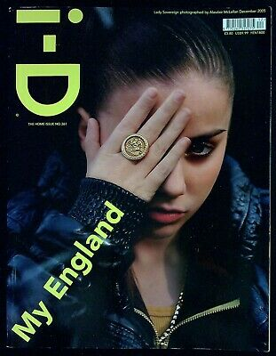 I-D #261 12/2005 LADY SOVEREIGN Pharell Williams NATASHA VOJNOVIC Kim Noorda NEW