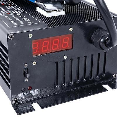 36V 18A automatic golf cart battery charger with floating charge Powerwise Style