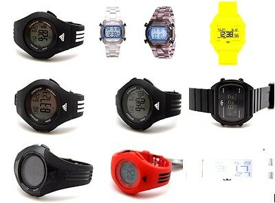 Wholesale Lot of 65 Adidas by Fossil & OMAX Watches Waterproof Brand New in Box