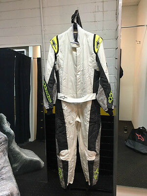 Alpinestars GP Tech Suit Size 52 Old Stock Brand New Bargain! Save $500 !!