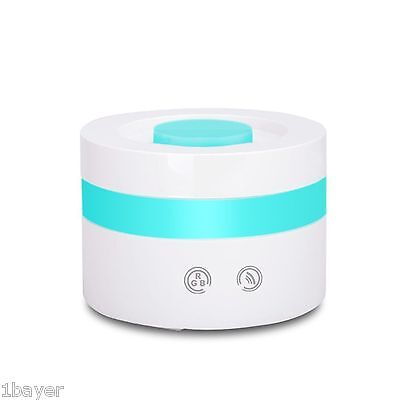 BESTEK Yoga Therapy Aroma Diffuser Portable Cool Mist Humidifier Oil Purifier