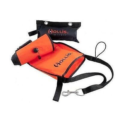 Hollis Marker Buoy with Sling Pouch - Orange