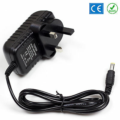 Halfords Powerpack 100 replacement power supply 12v DC 2A PSU