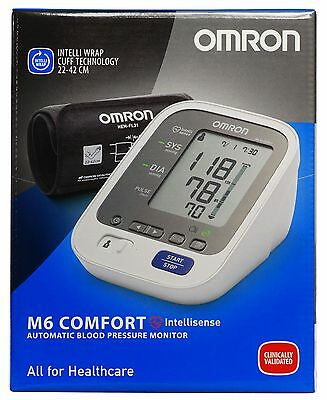 Omron M6 Comfort Automatic Blood Pressure Monitor
