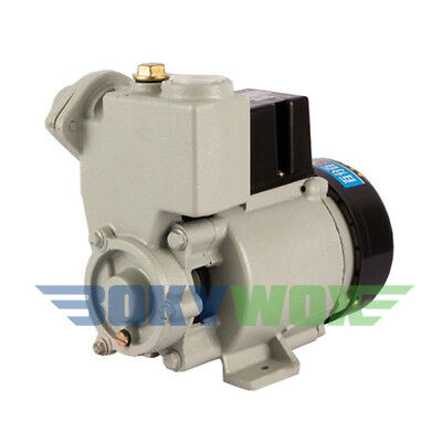 220V, 1'' Automatic Self-priming Domestic Boost Pressure 128W Booster Water Pump