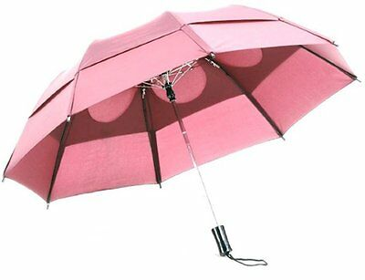GustBuster Metro 43-Inch Automatic Umbrella, Pink