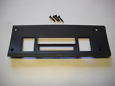 Mopar 68 69 Road Runner / GTX Radio Face Plate Bezel NEW