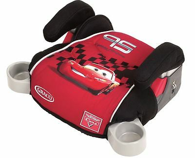 Graco Child Backless TurboBooster® Car Seat - Disney Cars