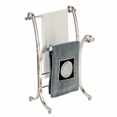 Quilt Hangers Stand Rack Metal Holder Iron Blanket Display Clothes Showcase Bars