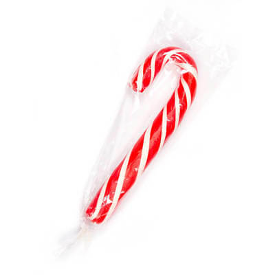 NEW Random Harvest Hand Made Candy Cane Strawberry 85g