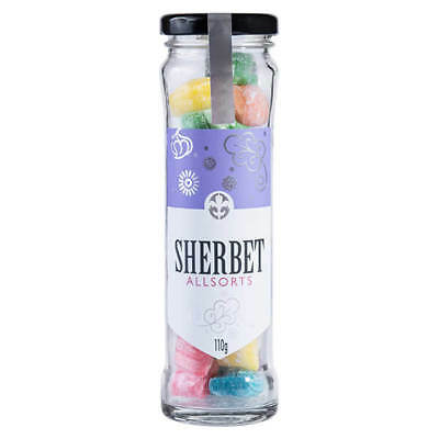 NEW Connoisseurs Collection Sherbet Allsorts 110g