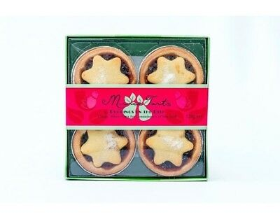 NEW Puddings on the Ritz Mince Tarts  220g