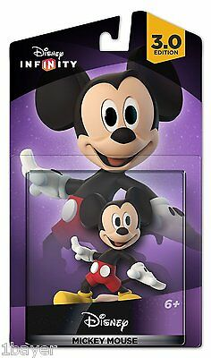 Disney Infinity Movie TV Game Hobbies Gift Kid Children Toy Figure Mickey Mouse