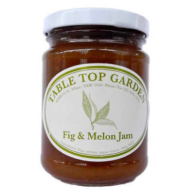 Table Top Garden Fig & Melon Jam 300g - ON SALE (DISCONTINUED)