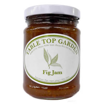 NEW Table Top Garden Fig Jam 300g