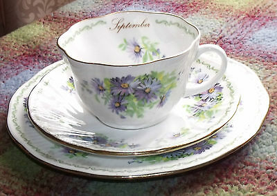 Queens Rosina China September Large Trio