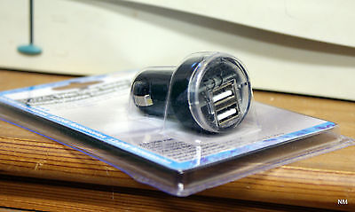 Car Charger For A Tablet / Smartphone