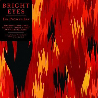 The People's Key - BRIGHT EYES [LP]