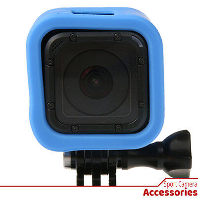 Go Pro Accessories - Soft Silicone Housing Case Protective GoPro Hero 4 Session