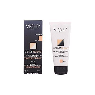 TOTAL BODY BACKGROUND Dermablend TRUCCO MEDIO 100ML VICHY